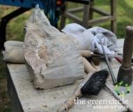 Oerkracht 2019 Beeldhouwen The Green Circle - Workshops in de Natuur klein met logo 3