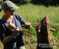 Oerkracht 2019 Beeldhouwen The Green Circle - Workshops in de Natuur klein met logo 6