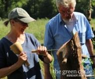 Oerkracht 2019 Beeldhouwen The Green Circle - Workshops in de Natuur klein met logo 7