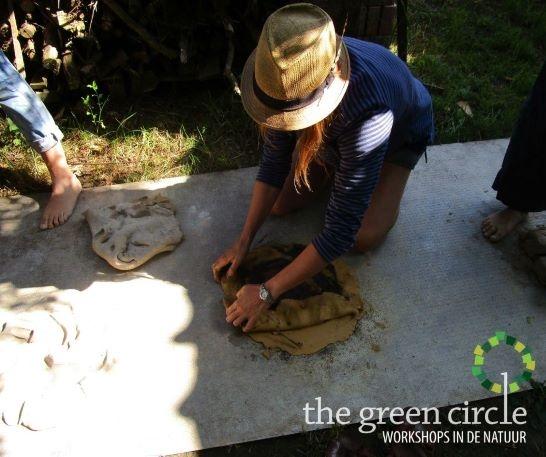 Oerkracht 2019 Keramiek The Green Circle - Workshops in de Natuur 1