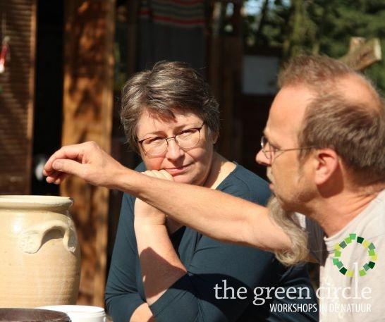 Oerkracht 2019 Keramiek The Green Circle - Workshops in de Natuur 6