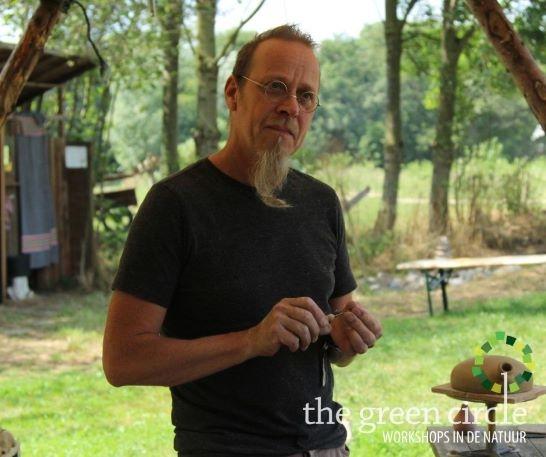 Oerkracht 2019 Keramiek The Green Circle - Workshops in de Natuur 8