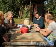 Oerkracht 2019 Keramiek The Green Circle - Workshops in de Natuur 5