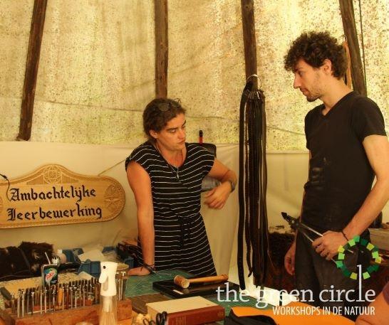 Oerkracht 2019 Leerbewerking The Green Circle - Workshops in de Natuur klein met logo 1