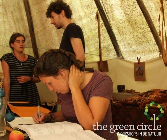 Oerkracht 2019 Leerbewerking The Green Circle - Workshops in de Natuur klein met logo 2