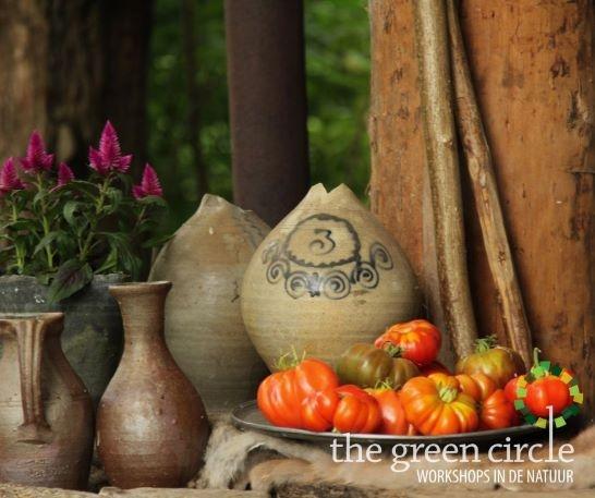 Oerkracht 2019 Oerkoken The Green Circle - Workshops in de Natuur klein met logo 1