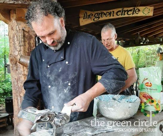 Oerkracht 2019 Oerkoken The Green Circle - Workshops in de Natuur klein met logo 2