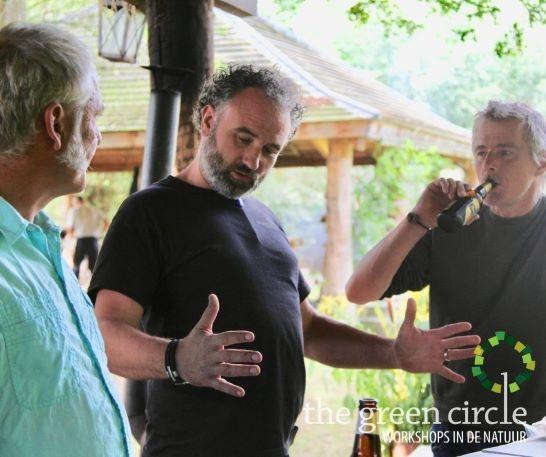 Oerkracht 2019 Oerkoken The Green Circle - Workshops in de Natuur klein met logo 4