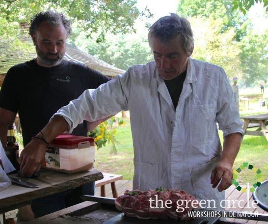 Oerkracht 2019 Oerkoken The Green Circle - Workshops in de Natuur klein met logo 6