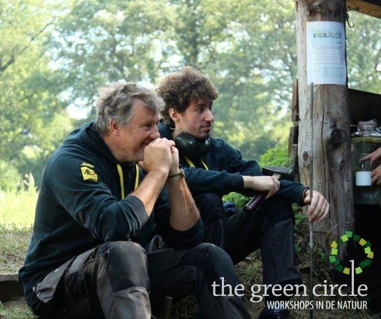 Oerkracht 2019 Smeden The Green Circle - Workshops in de Natuur klein met logo 1-1