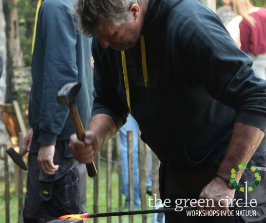 Oerkracht 2019 Smeden The Green Circle - Workshops in de Natuur klein met logo 12