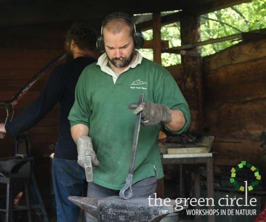 Oerkracht 2019 Smeden The Green Circle - Workshops in de Natuur klein met logo 19
