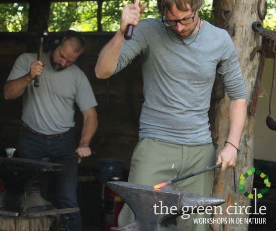 Oerkracht 2019 Smeden The Green Circle - Workshops in de Natuur klein met logo 20