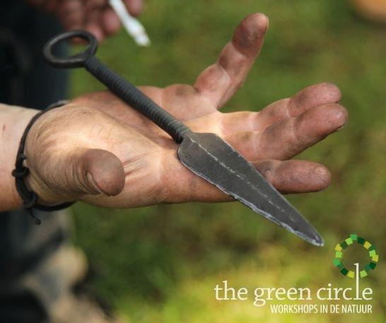 Oerkracht 2019 Smeden The Green Circle - Workshops in de Natuur klein met logo 27