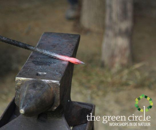 Oerkracht 2019 Smeden The Green Circle - Workshops in de Natuur klein met logo 31