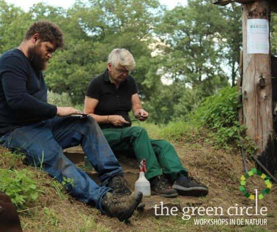 Oerkracht 2019 Smeden The Green Circle - Workshops in de Natuur klein met logo 32