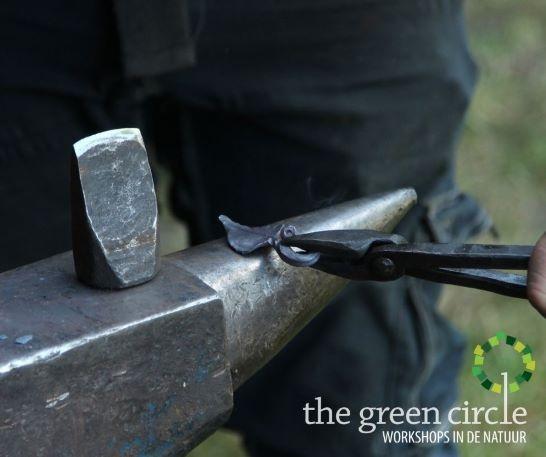 Oerkracht 2019 Smeden The Green Circle - Workshops in de Natuur klein met logo 8