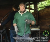 Oerkracht 2019 Smeden The Green Circle - Workshops in de Natuur klein met logo 19