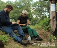 Oerkracht 2019 Smeden The Green Circle - Workshops in de Natuur klein met logo 32