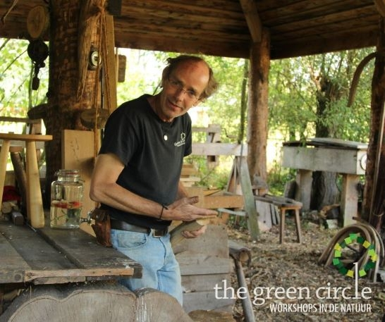 Oerkracht 2019 Vers Houtbewerking The Green Circle - Workshops in de Natuur Klein met logo 13
