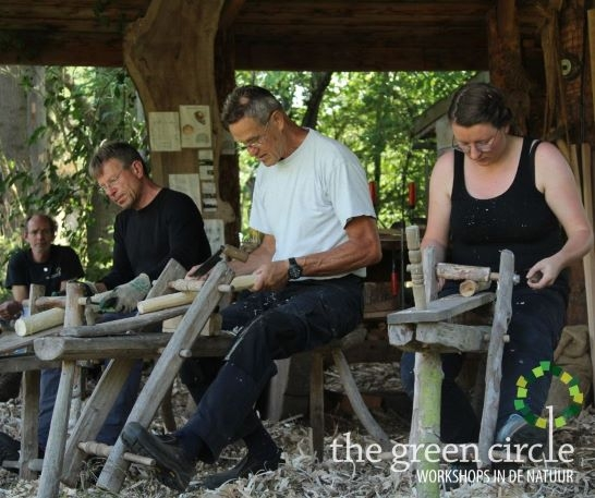 Oerkracht 2019 Vers Houtbewerking The Green Circle - Workshops in de Natuur Klein met logo 17