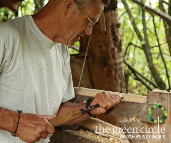 Oerkracht 2019 Vers Houtbewerking The Green Circle - Workshops in de Natuur Klein met logo 20