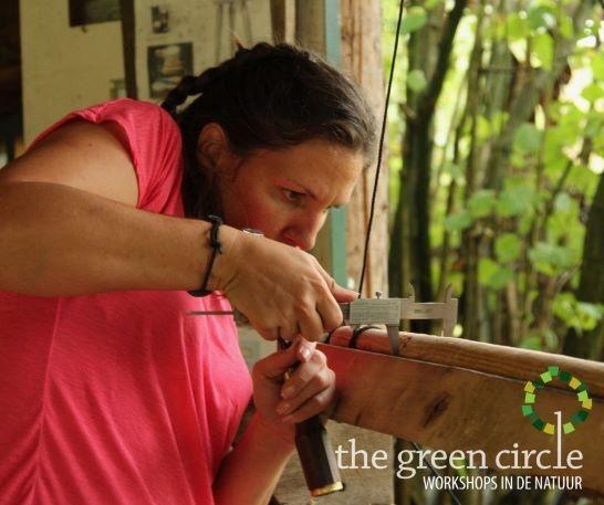 Oerkracht 2019 Vers Houtbewerking The Green Circle - Workshops in de Natuur Klein met logo 22