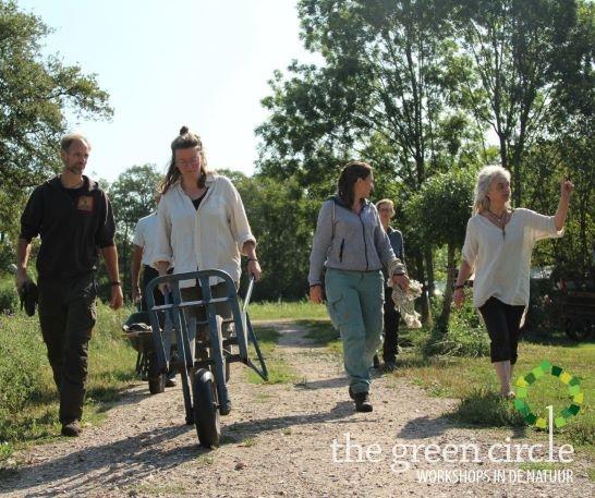 Oerkracht 2019 Vers Houtbewerking The Green Circle - Workshops in de Natuur Klein met logo 3