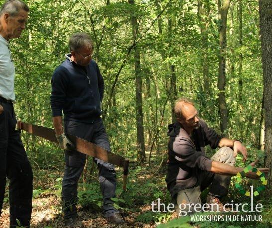 Oerkracht 2019 Vers Houtbewerking The Green Circle - Workshops in de Natuur Klein met logo 4-1