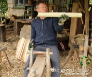 Oerkracht 2019 Vers Houtbewerking The Green Circle - Workshops in de Natuur Klein met logo 19