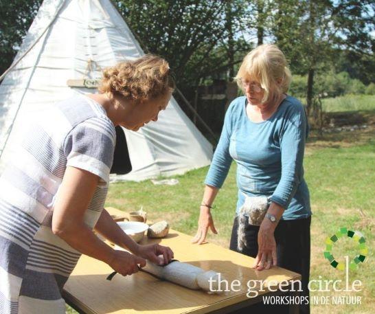 Oerkracht 2019 Vilten The Green Circle - Workshops in de Natuur 1
