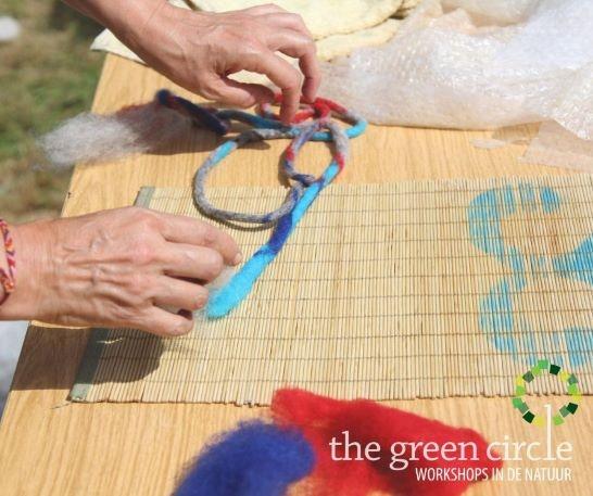 Oerkracht 2019 Vilten The Green Circle - Workshops in de Natuur 10