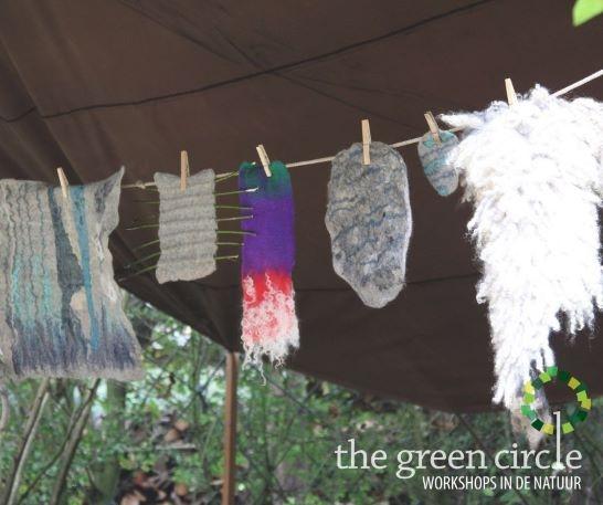 Oerkracht 2019 Vilten The Green Circle - Workshops in de Natuur 11