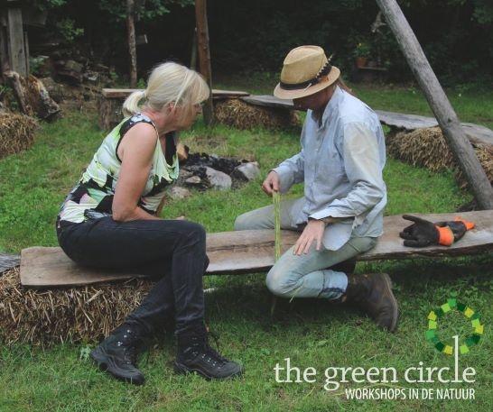 Oerkracht 2019 Vilten The Green Circle - Workshops in de Natuur 14