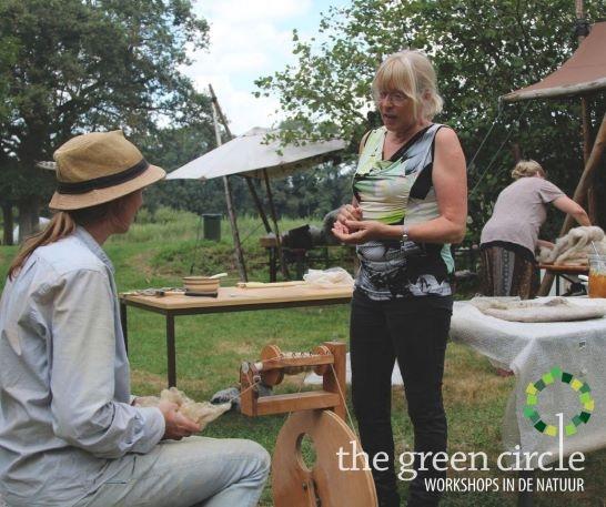 Oerkracht 2019 Vilten The Green Circle - Workshops in de Natuur 15