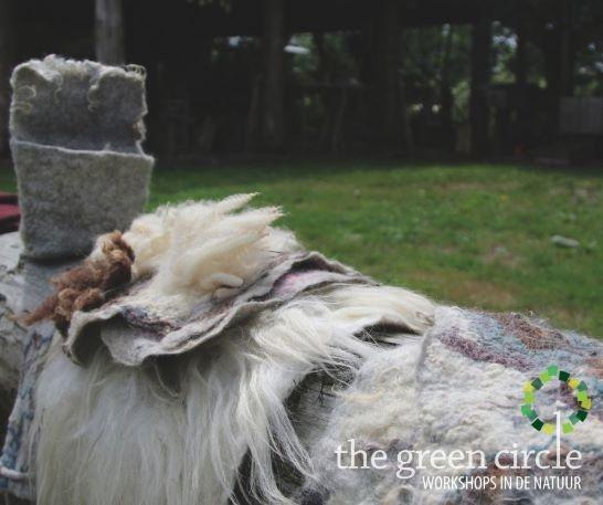 Oerkracht 2019 Vilten The Green Circle - Workshops in de Natuur 16