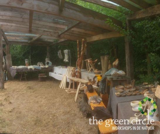 Oerkracht 2019 Vilten The Green Circle - Workshops in de Natuur 17