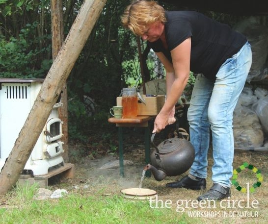 Oerkracht 2019 Vilten The Green Circle - Workshops in de Natuur 3