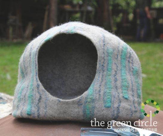 Oerkracht 2019 Vilten The Green Circle - Workshops in de Natuur 4-1