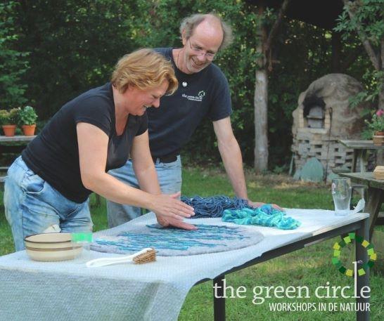 Oerkracht 2019 Vilten The Green Circle - Workshops in de Natuur 4