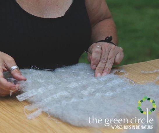 Oerkracht 2019 Vilten The Green Circle - Workshops in de Natuur 8