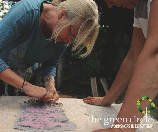 Oerkracht 2019 Vilten The Green Circle - Workshops in de Natuur 9