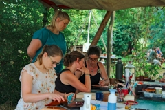Oerkracht 2020 Leerbewerking The Green Circle - Workshops in de Natuur