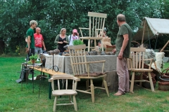 Eindpresentaie Oerkracht 2020 The Geen Circle - Workshops in de natuur