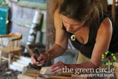 Vers Houtbewerken 10 Oerkracht 2020 The Green Circle - Workshops in de Natuur
