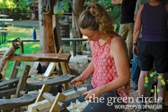 Vers Houtbewerken 2 Oerkracht 2020 The Green Circle - Workshops in de Natuur