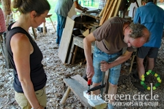 Vers Houtbewerken 4 Oerkracht 2020 The Green Circle - Workshops in de Natuur