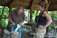 Vers Houtbewerken 8 Oerkracht 2020 The Green Circle - Workshops in de Natuur
