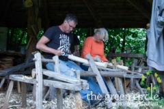 Vers Hout 3  Oerkracht 2021 - The Green Circle Workshops in de Natuur