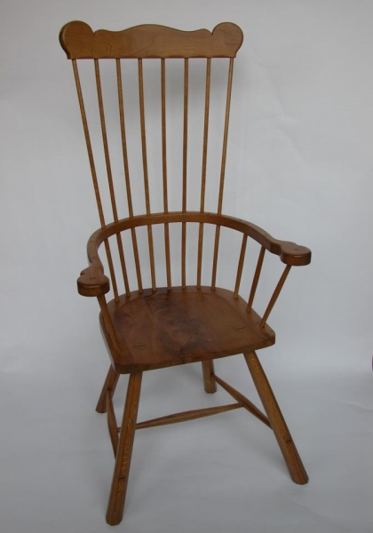 Welsh stick chair